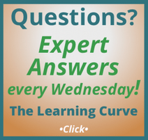 Questions? The Learning Curve